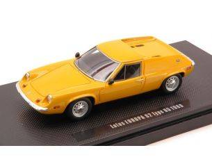 Ebbro EB44205 LOTUS EUROPA S2 TYPE 65 1969 MUSTARD 1:43 Modellino