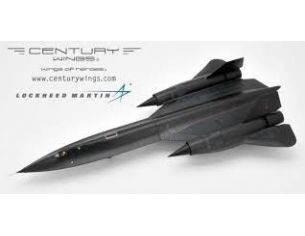 Century Wings 001610 SR-71A BLACKBIRD USAF 9TH SRW 1/72 Modellino