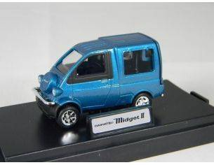 Epoch Co.ltd 870821 DAIHATSU MIDGET II LIGHT BLUE 1/43 Modellino
