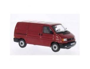 Premium Classixxs 13201 VW T4 BOX VAN RED 1/43 Modellino