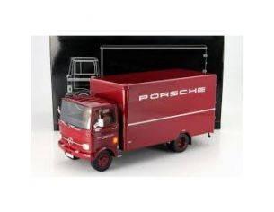 Premium Classixxs 30040 MERCEDES LP 608 'PORSCHE' TRUCK 1/18 Modellino