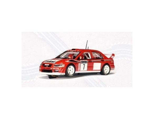 Auto Art / Gateway AA13011 MITSUBISHI LANCER EVO N.7 SLOT 1:32 Modellino