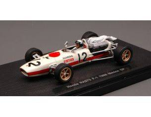 Ebbro EB44262 HONDA RA273 R.GINTHER 1966 N.12 4th MEXICO GP 1:43 Modellino