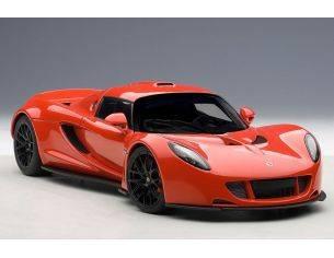 Auto Art / Gateway AA75403 HENNESSEY VENOM GT 2012 RED 1:18 Modellino