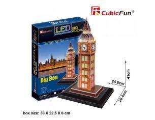 CUBICFUN L501H BIG BEN LONDRA Modellino