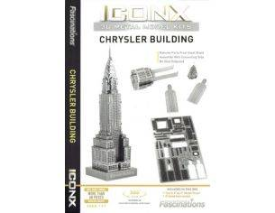 FASCINATIONS ICX014 CHRYSLER BUILDING NEW YORK Modellino