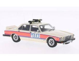 Neo Scale Models NEO43152 JAGUAR XJ SIII HAMPSHIRE CONSTABULARY POLICE (GB) 1:43 Modellino