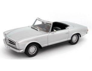 Premium Classixx PREM40000 MERCEDES 280 SL PAGODA (W113) OPEN 1968 SILVER 1:12 Modellino