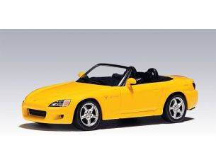 Auto Art / Gateway 20011 HONDA S2000 YELLOW 1/64 Modellino