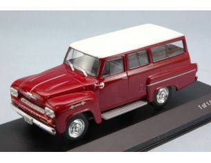 White Box WB109 CHEVROLET AMAZONA 1963 RED/WHITE 1:43 Modellino