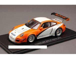Spark Model S2088 PORSCHE 997 GT3 R HYBRID 2010 1:43 Modellino