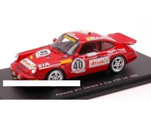 Spark Model S2070 PORSCHE 911 CARRERA N.40 LM'93 1:43 Modellino