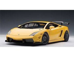 Auto Art / Gateway AA74687 LAMBORGHINI GALLARDO SUPERTROFEO 2009 YELLOW 1:18 Modellino