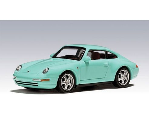 Auto Art / Gateway 20121 PORSCHE 993 COUPE GREEN 1/64 Modellino