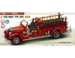 Yat Ming YM20098 MACK TYPE 75 BX FIRE TRUCK 1935 1:24 Modellino
