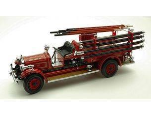 Yat Ming YM20128 SEAGRAVE FIRE TRUCK 1927 1:24 Modellino