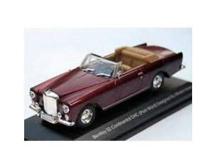 Yat Ming 43214 BENTLEY S2 CONVERTIBLE 1961 1/43 Modellino