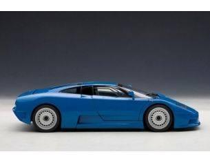 Auto Art / Gateway AA70976 BUGATTI EB110 GT 1995 BLUE 1:18 Modellino
