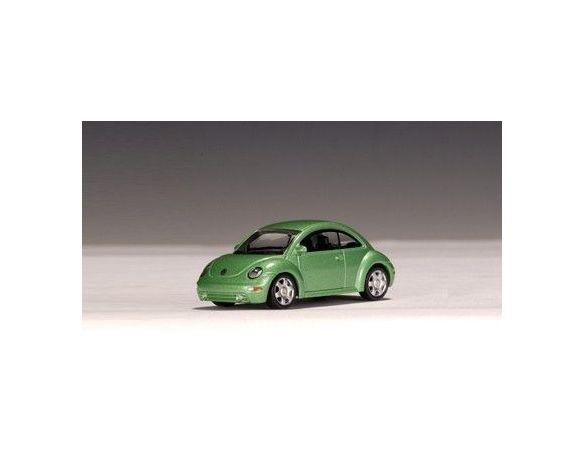 Auto Art / Gateway AA20171 VW NEW BEETLE GREEN 1:64 Modellino