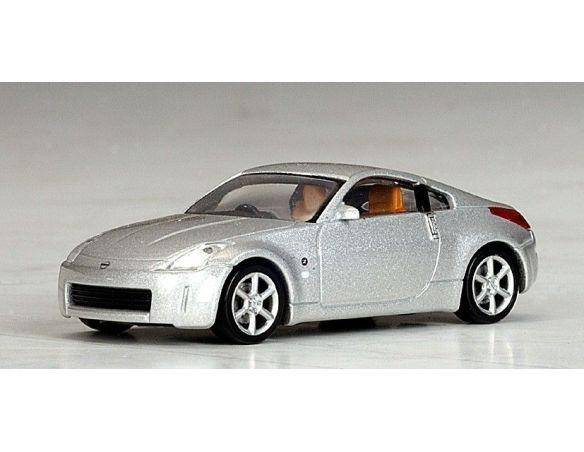 Auto Art / Gateway 20281 NISSAN FAIRLADY Z COUPE SILVER 1/64 Modellino
