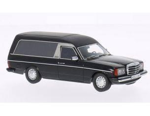 Neo Scale Models NEO45280 MERCEDES W123 FUNERAL CAR 1978 1:43 Modellino