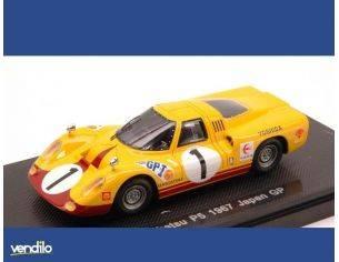 Ebbro EB44666 DAIHATSU P5 N.1 JAPAN GP 1967 T.YOSHIDA 1:43 Modellino