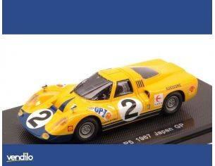 Ebbro EB44667 DAIHATSU P5 N.2 JAPAN GP 1967 H.KUKIDOME 1:43 Modellino
