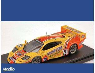 Ebbro EB44672 MC LAREN F1 GTR N.21 JGTC 2001 EBBRO FOR HPI 1:43 Modellino