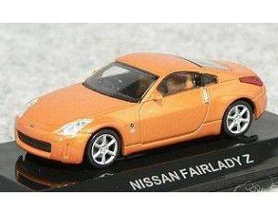 Auto Art / Gateway 20282 NISSAN FAIRLADY Z COUPE ORANGE 1/64 Modellino