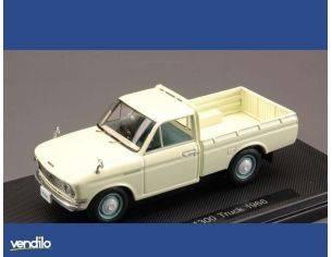 Ebbro EB44690 DATSUN TRUCK 1300 1966 IVORY 1:43 Modellino