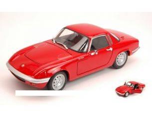 Welly WE0347 LOTUS ELAN 1965 RED 1:24 Modellino