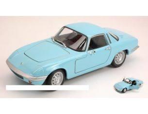 Welly WE0346 LOTUS ELAN 1965 LIGHT BLUE 1:24 Modellino