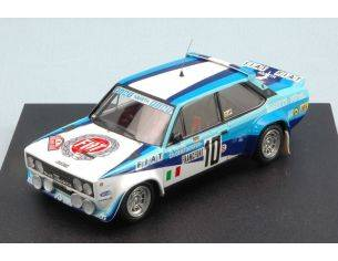 Trofeu TF1407 FIAT 131 N.10 WINNER MONTE CARLO 1980 ROHRL-GEISTDORFER 1:43 Modellino