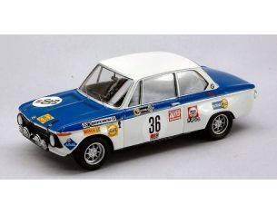 Trofeu TF1715 BMW 2002 N.36 WINNER 24H NURBURGRING 1970 H.J.STUCK-SCHICKENTANZ 1:43 Modellino