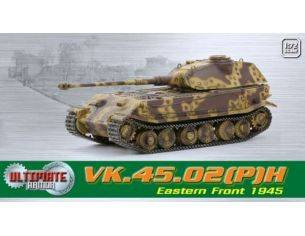 Dragon D60588 VK.45.02 H 1945 1:72 Modellino