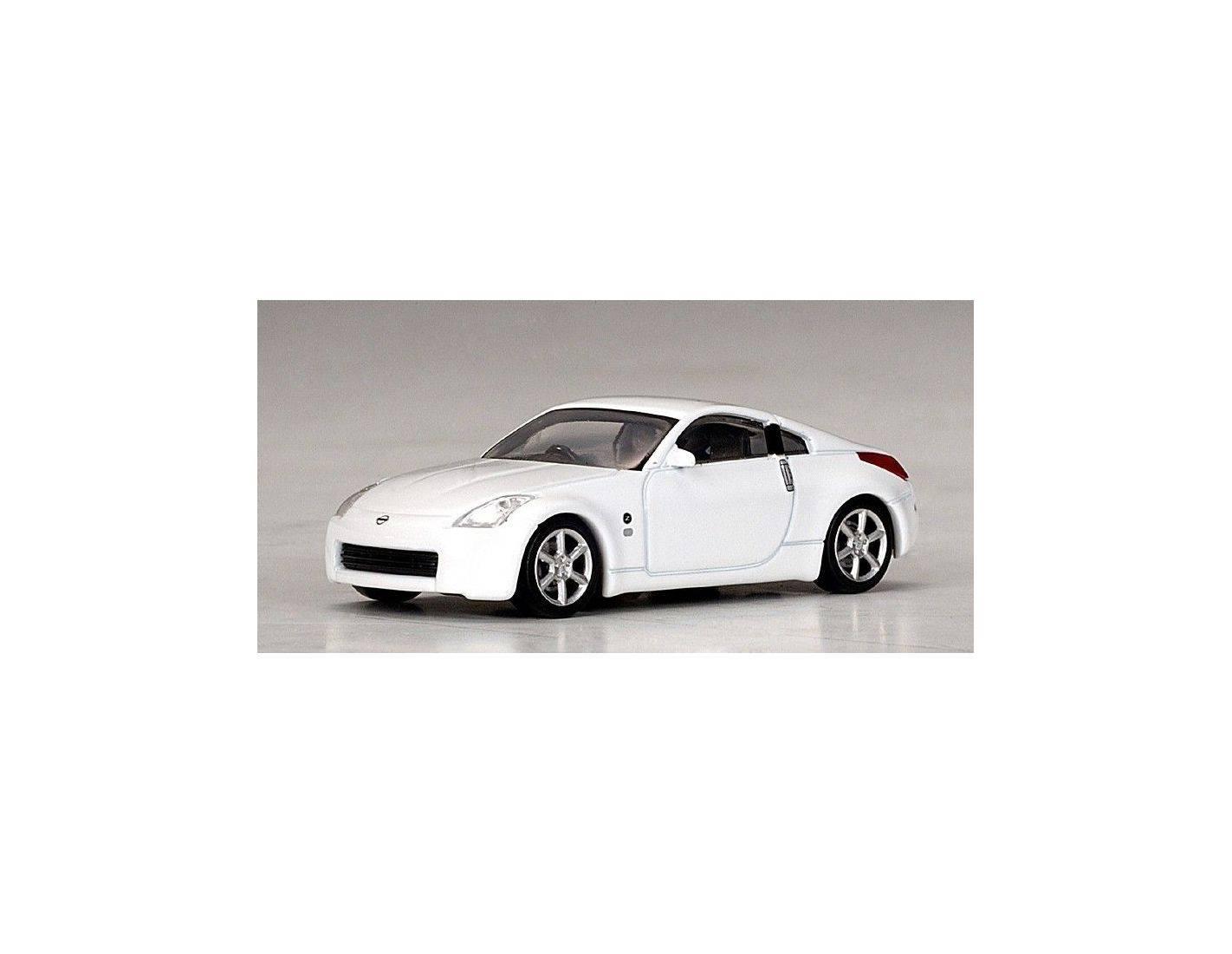 Auto Art / Gateway 20283 NISSAN FAIRLADY Z COUPE WHITE 1/64 Modellino