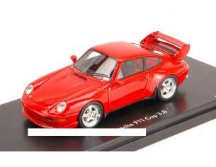 Schuco SH8887 PORSCHE 911 993 CUP 3.8 1994 RED 1:43 Modellino
