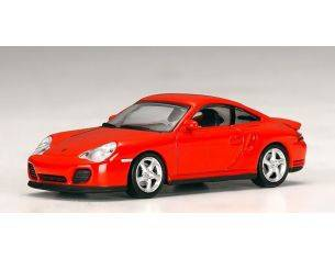 Auto Art / Gateway 20311 PORSCHE 911 TURBO 996 RED 1/64 Modellino