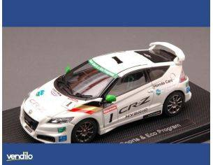 Ebbro EB44839 HONDA CR-Z MUGEN SPORTS & ECO PROGRAM 1:43 Modellino