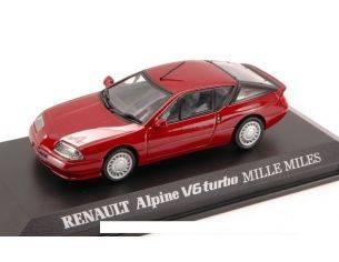 Norev NV517800 RENAULT ALPINE V6 TURBO MILLE MILES BORDEAUX 1:43 Modellino