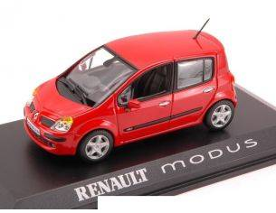 Norev NV517750 RENAULT MODUS CORAL PINK 1:43 Modellino
