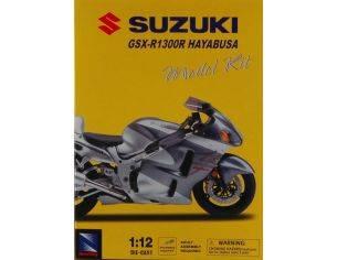 New Ray NY42285 SUZUKI GSX R 1300 R KIT 1:12 Modellino