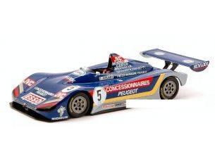 Spark Model S1275 PEUGEOT 905 N.5 WINN.EUR.CUP'92 1:43 Modellino