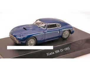 Starline STR54023 SIATA 208 CS 1952 BLUE 1:43 Modellino