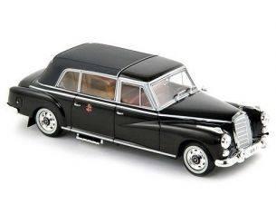 Norev 351230 MERCEDES BENZ 300D LANDAULET 1960 Modellino