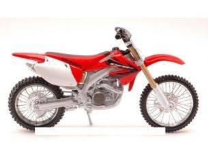 Maisto MI04073R HONDA CRF 450 R 1:12 Modellino