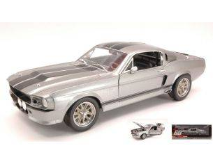 Greenlight GREEN12909 FORD MUSTANG 1967 ELEANOR GONE IN 60 SECONDS 1:18 Modellino