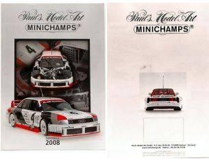 Minichamps PMCAT2008-2 CATALOGO MINICHAMPS 2008 EDITION 2 PAG.23 Modellino