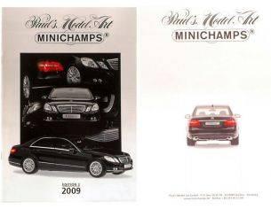 Minichamps PMCAT2009-2 CATALOGO MINICHAMPS 2009 EDITION 2 PAG.23 Modellino