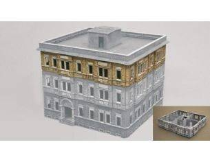 Italeri IT6089 BERLIN HOUSE EXTENSION KIT 1:72 Modellino
